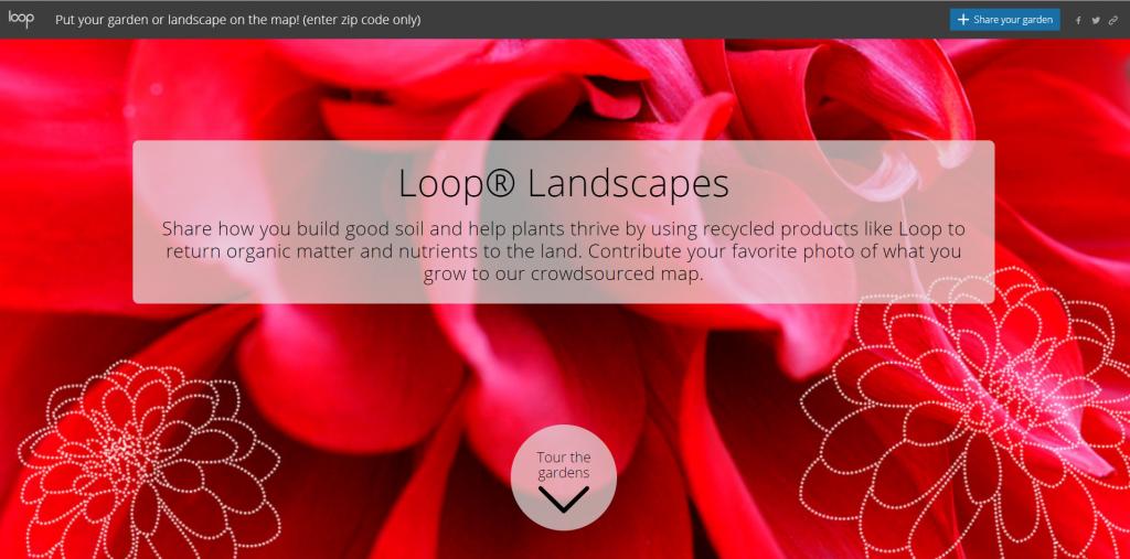 Loop crowdsourced map